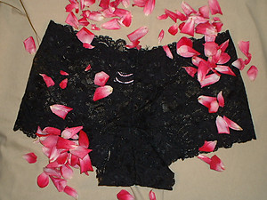 G810 Boyshorts Black