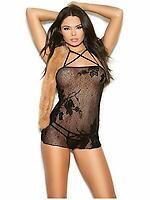 Lace Babydoll with G-string